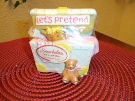 "Department 56 Snowbabies ""Let's Pretend""  Princess Trunk Figurine - $15.99"