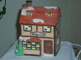Rennoc Lighted General Store Christmas Village House - $14.99