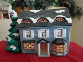 Original Snow Village Springfield House - 1987 Department 56 - Retired - $29.99