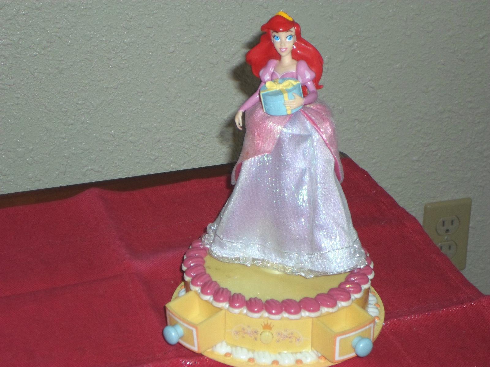 Cool Gemmy Disney Princess Ariel Musical Birthday And 50 Similar Items Funny Birthday Cards Online Drosicarndamsfinfo