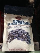Wellsley Farms Dried Blueberries, 20 oz. A1 - $22.59