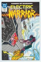 ELECTRIC WARRIOR #15 (DC Comics, 1986) NM! - $1.00