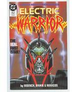 ELECTRIC WARRIOR #9 (DC Comics, 1986) NM! - $1.00