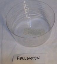 Longaberger Happy Halloween 2004 Authentic Plastic Protector - $9.80