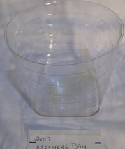 Longaberger 2007 Mother's Day Plastic Protector ONLY - $8.77