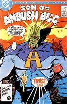 DC SON OF AMBUSH BUG #4 FN - $0.69