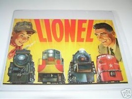 1954 LIONEL CATALOG- UNCIRCULATED - $34.99