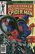 Spectacular Spider-Man #33 [Comic] by Bill Mantlo; Jim Mooney - €3,19 EUR