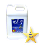 Brilliante Crystal Chandelier Cleaner 1 Gallon Refill Environmentally Sa... - $138.50