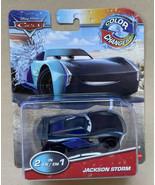 Disney Pixar Cars - Jackson Storm- 2020 New Release - Color Changers  - $13.99