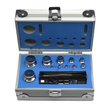 M1 Grade 1mg-200g Stainless Steel Scale Calibration Weight Kit Set w Cer... - $103.95