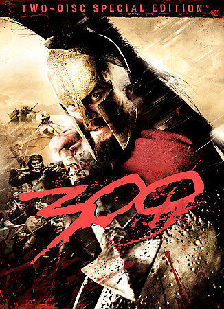 Primary image for 300 (DVD, 2007, 2-Disc Set, Special Edition)