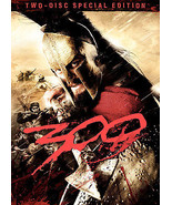 300 (DVD, 2007, 2-Disc Set, Special Edition) - $9.50