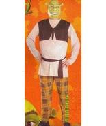 SHREK ADULT COSTUME FITS TO 44 JACKET - $34.99
