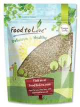 Food To Live® Fennel Seeds (Whole) - 1 Pound - $5.99