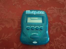 Radica Handheld Electronic Pocket Black Jack Game - $9.99