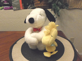 Peanuts Snoopy & Woodstock Plush Stuffed Animals - $14.99