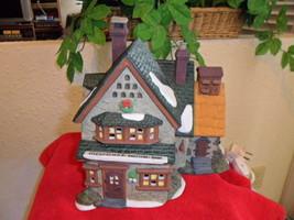 Department 56 Giggelswick Mutton & Ham Shop Lighted Village Building - $34.99