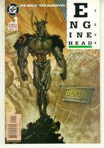 ENGINEHEAD #1 (DC Comics) NM! - $1.00