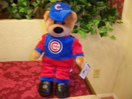 Chicago Cubs Bear Plush Stuffed Animal - $10.99