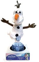 Disney Frozen Animated Talking Spinning Olaf Plush Snowman - $19.99