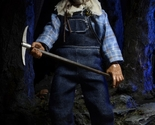"Friday The 13th Figures - 8"" Clothed Retro Action Doll Jason Part 2- By Neca"