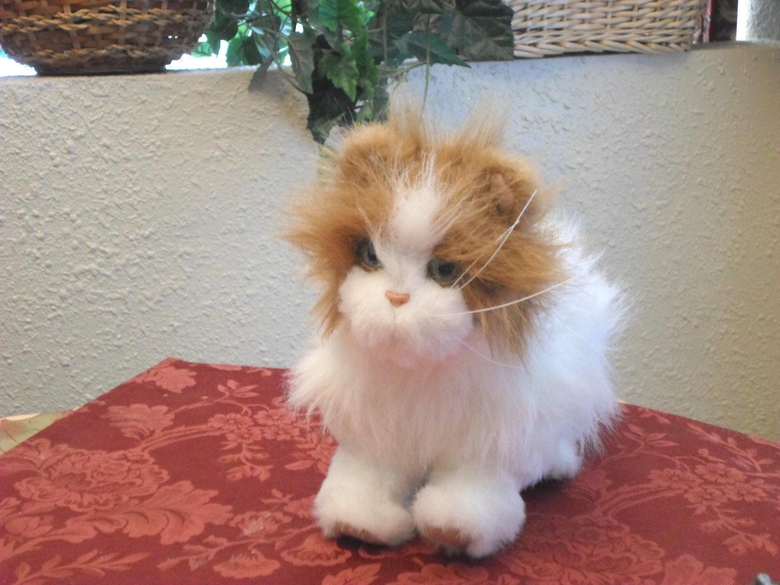 Furreal Friends Kitty Cat White