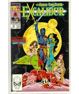 EXCALIBUR #16 (1988 Series) NM! - $1.00