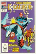 EXCALIBUR #22 (1988 Series) NM! - $1.00