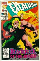 EXCALIBUR #60 (1988 Series) NM! - $1.00