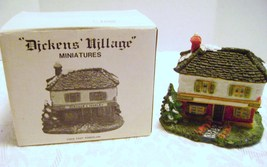 Department 56 Dicken's Miniatures- Scrooge & Marley's House - $15.00