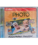Canon Photo - Home Edition - BRAND NEW SOFTWARE CD ROM - Windows 98 or H... - $14.84