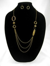 One Dozen New Wholesale Necklace & Earring Sets... - $6.35