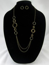 One Dozen New Wholesale Necklace & Earring Sets #N2502-12 - $6.35