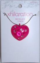 One Dozen New Wholesale Pink Heart Pendant Neck... - $11.30