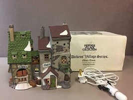 "Department 56 Heritage Village Dickens' OLIVER TWIST ""FAGIN'S HIDE A WAY... - $57.66"