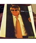 Rod Stewart Tour Publication 2001 by Stiefel Entertainment - $6.37
