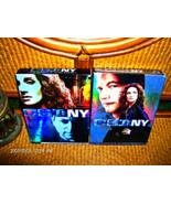 CSI NEW YORK COMPLETE STELLAR 2ND & 3RD SEASON 5 & 6 DVD SETS USED CLEAN - $18.99