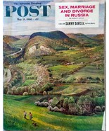 The Saturday Evening Post May 21, 1960 - FULL MAGAZINE - $19.79