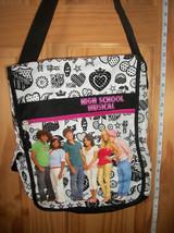 Disney Girl Accessory Purse High School Musical Handbag Black White Tote... - $14.24