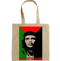 CHE GUEVARA PALESTINE QUOTE - NEW AMAZING GRAPHIC HAND BAG/TOTE BAG - $23.60
