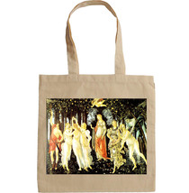 BOTTICELLI LA PRIMAVERA - NEW AMAZING GRAPHIC HAND BAG/TOTE BAG - $17.19