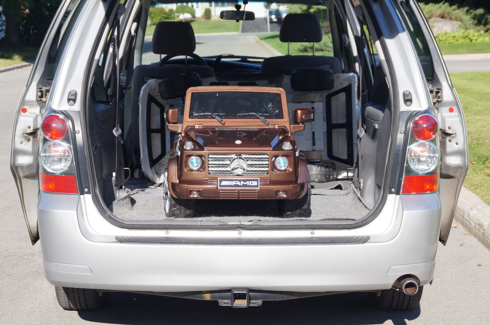 Mercedes Benz Suv G55 Amg Rc