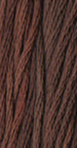 Brown Bear (1191) 6 strand hand-dyed cotton floss The Gentle Art GAST - $2.15