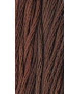 Brown Bear (1191) 6 strand hand-dyed cotton flo... - $2.15