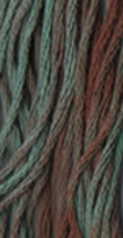 Dragonfly (0960) 6 strand hand-dyed cotton floss The Gentle Art GAST  - $2.15