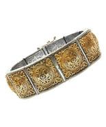 Gerochristo 6063 - Solid 18K Gold & Sterling Silver Medieval Byzantine B... - $6,790.00