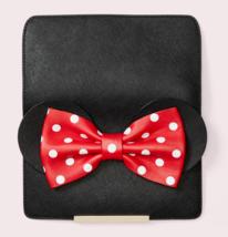 Kate Spade make it mine Disney minnie mouse Handbag Backpack Flap ~NWT~ Black - $106.92