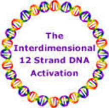 12 Strand DNA Attunement/Reiki - $21.00
