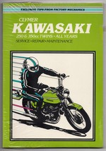 Clymer Kawasaki 250 And 350 Twins – All Years Shop Manual New!!! - $7.50